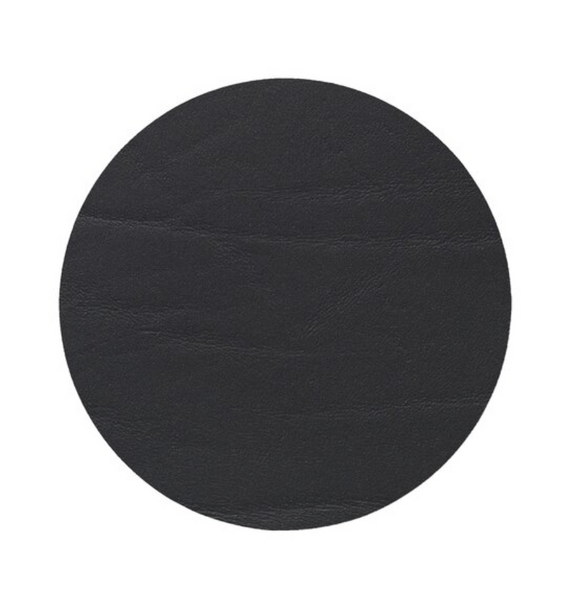 Bilde av Glass Mat Circle, Buffalo black