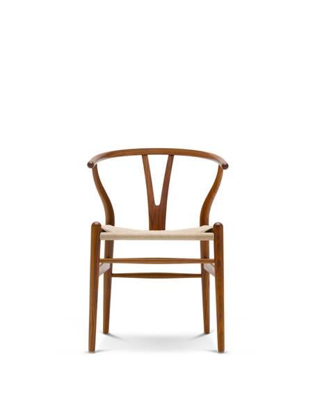 Bilde av Carl Hansen CH24 Wishbone chair Oljet Valnøtt