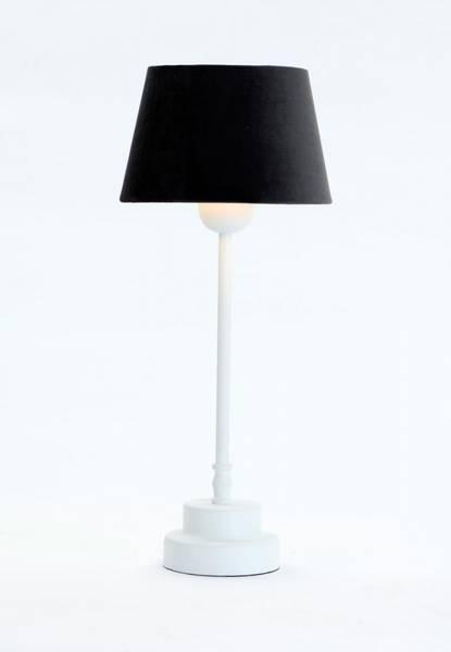 Bilde av Ruben-1, 39cm hvit
