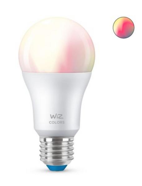 Bilde av Wiz Wi-Fi TW/6.7W A60 Amb 920-50 E27 6/1PF