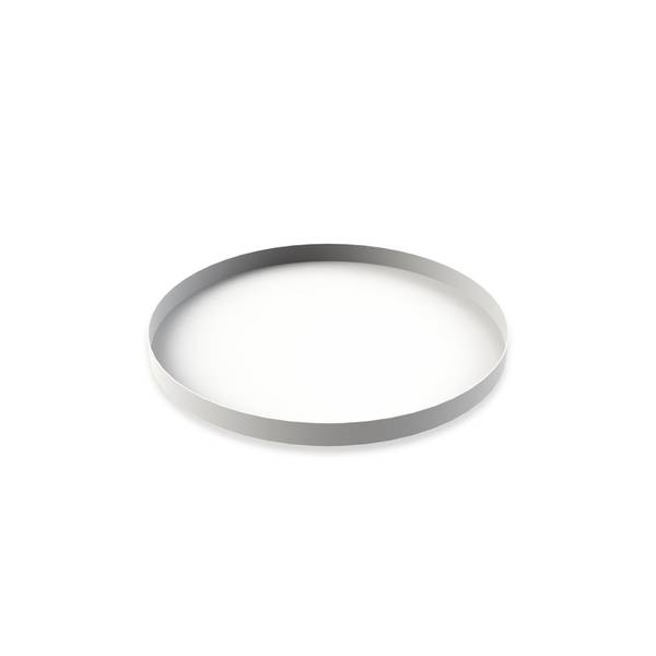 Bilde av Cooee tray circle 30 cm, hvit