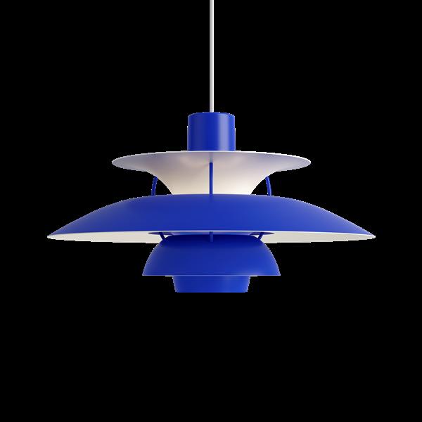 Bilde av Louis Poulsen PH 5 monochrome, blue