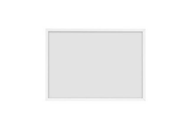 Bilde av By lassen Illustrate A5 ramme hvit
